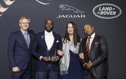 Coscharis Motors wins Jaguar LandRover's 'customer first', 'technician' of the year awards