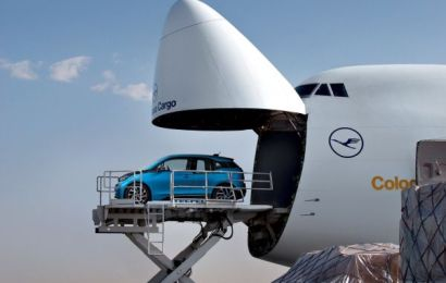 BMW Group delivers 1.2m vehicles in six months