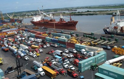 Workers shutdown Seaports over proposed law