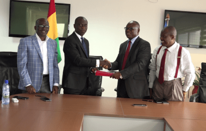 Ghana, firm seal 25 years concession deal for new port Terminal