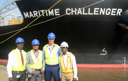 Ports & Cargo resumes handling of general Cargo, receives first voyage vessel from Singapore