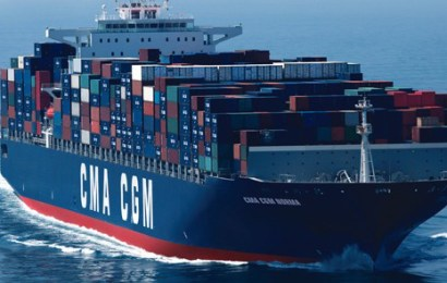CMA CGM places order for nine 22,000 TEU ships