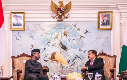 Osinbajo: It's in Nigeria's interest to promote transparency in extractive sector