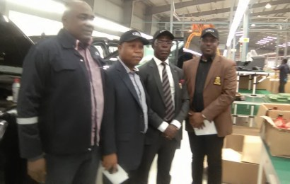 Coscharis unveils Ford Assembly plant in Lagos, rolls out 600 units of Ranger