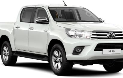 Again, Toyota Hilux emerges best in pick-up segment, delivers 3995 units