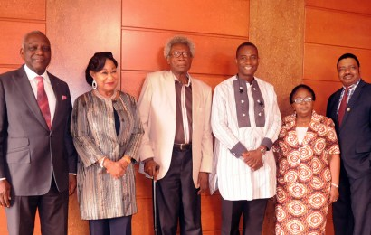 NLNG awards $100,000 to three winners of 2017 Science Prize