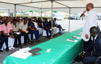 NPA to deploy six security boats, fine-tunes welfare package for workers