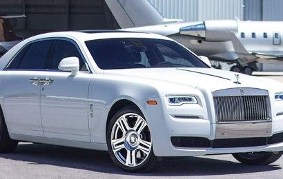 Top Gear Names Rolls-Royce Phantom Luxury Car of 2017