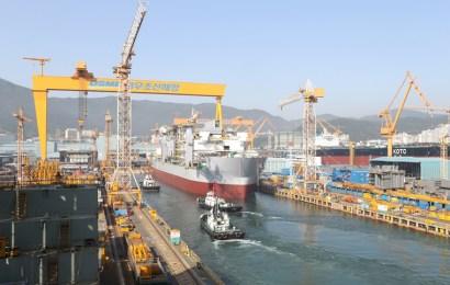 Daewoo shipbuilding declares $41m profit in Q3