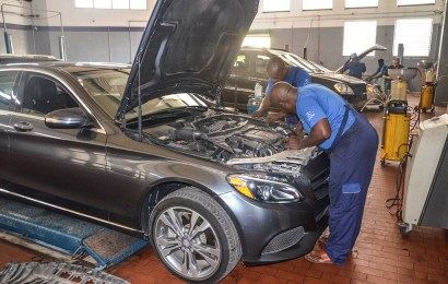 Weststar, Barbedos flags off Mercedes-Benz special service campaign  in Abuja