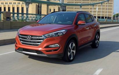 2018 Hyundai Tucson demonstrates more Features