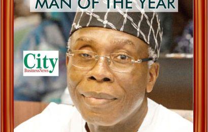 Audu Ogbeh: Man Of The Year 2017