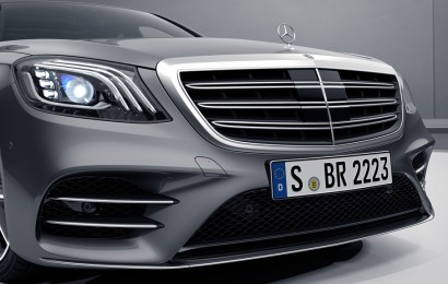 New Mercedes-Benz S-Class arrives in Nigeria with more innovations