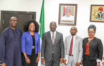 Edo seeks partnership with Diaspora community on gender