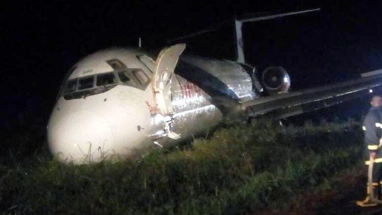 AIB sends team to investigate Dana Air incident at Port Harcourt airport