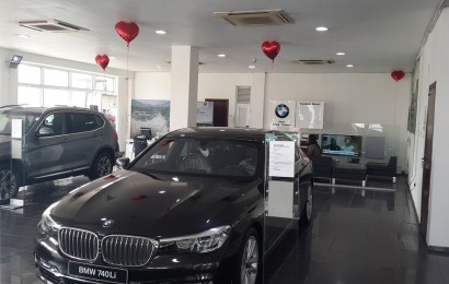 Coscharis BMW Unveils Valentine Special Packages