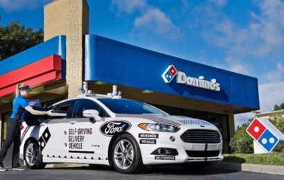 Ford Begins Delivering Of Pizza With Self-Driving Cars