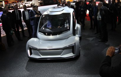 Audi Partners Airbus on Autonomous Flying Car Project