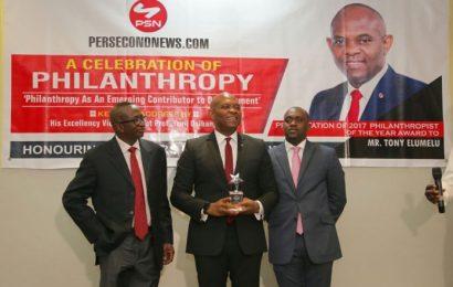 Elumelu Gets PSN Award