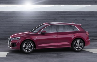 Audi Rolls Out New Q5L SUV With Long Wheelbase