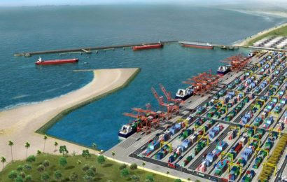 CMA CGM to Operate Lekki Port's Container Terminal