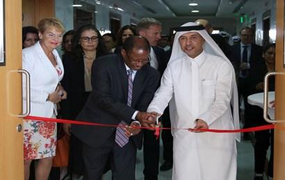 ILO Inaugurates First Project 0ffice In Qatar