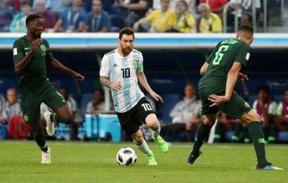 Nigeria Exit World Cup