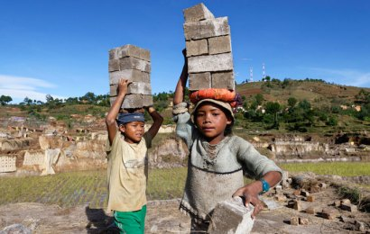 ILO Boss: We Must Tackle Root Causes Of Child Labour