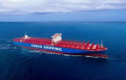 COSCO Acquires Another 14,500 TEU Boxship