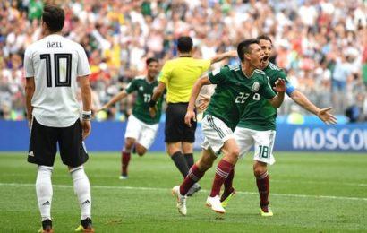 Mexico Defeats Germany 1-0