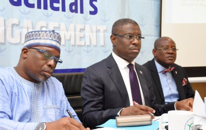 NIMASA Boss Seeks Maritime Data Bank