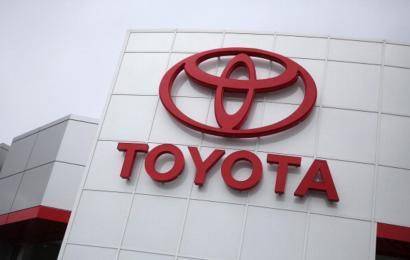 Toyota Declares $5.09b Profit, 2.68m Sales In Second Quarter