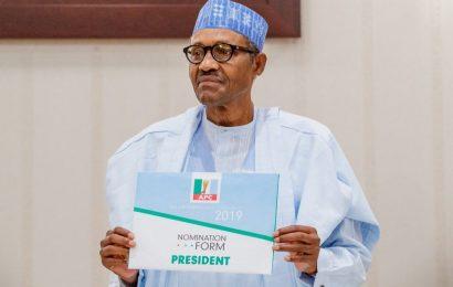 53 Parties Adopt Buhari