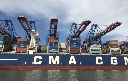 CMA CGM Gets EU Approval To Acquire Finland's Containerships