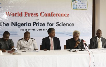 Innovation In Energy Storage Wins NLNG's $100,000 Science Prize