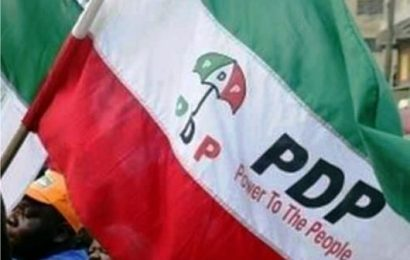 Lagos PDP Decries Alleged Destruction Of Party's Posters