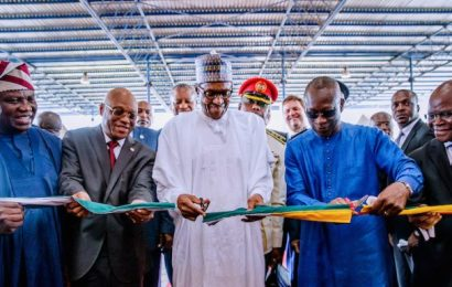 Buhari: Nigeria, Benin To Work Closely On Joint Border Facility