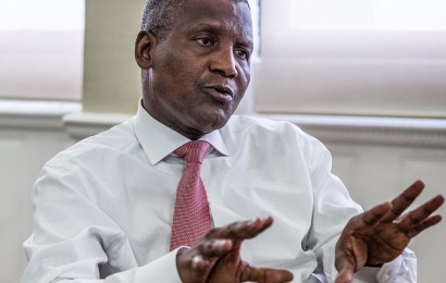 Dangote Delivers 23.54MT Of Cement In 2018, Shareholders To Get N16 Per Share