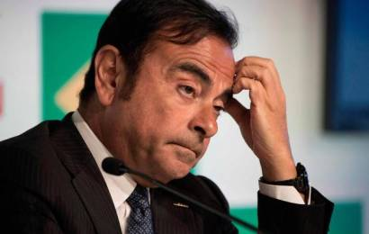 Nissan Boss Arrested Over Alleged Corruption