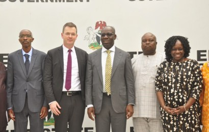 Edo, CBN Partner On Development Of 100,000-Hectare Plantation