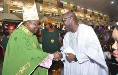 Catholic Bishop Lauds Violence-Free Polls In Edo
