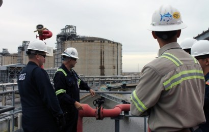 First Cameron LNG Export Gets US Green Lights