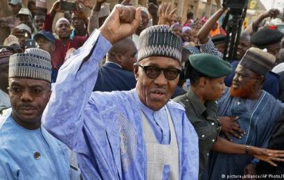 UK, African Leaders Congratulate Buhari