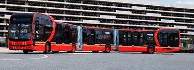 BYD Unveils World's Longest Electric Bus