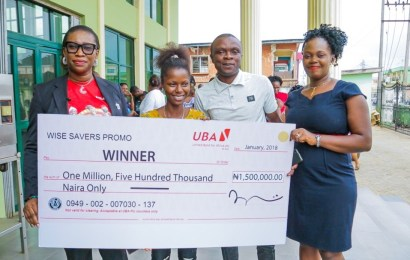 More Winners Set to Emerge in UBA Wise Savers Promo