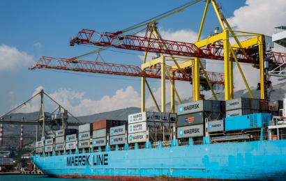 Firm Seals Charter Deal With Maersk, MSC