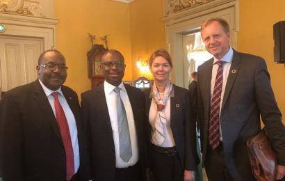 Dakuku In Norway, Seeks More Support For Africa's Ocean Economy
