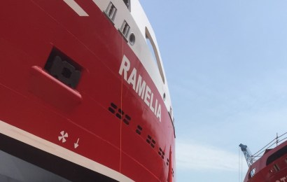 Firm Names Sixth LNG-Fueled Tanker
