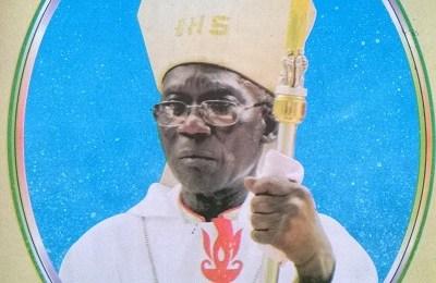 Buhari Mourns Bishop Kevin Aje