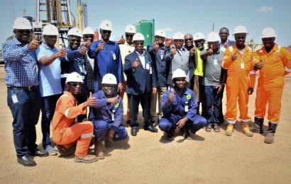 NNPC Inspects Drilling Operations In Kolmani